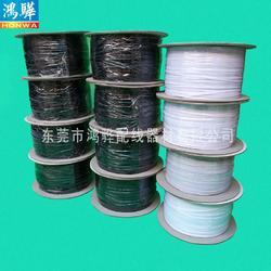 自动扎线机通用无铁芯扎线带 工厂直供全塑实心圆形pet扎线带图片