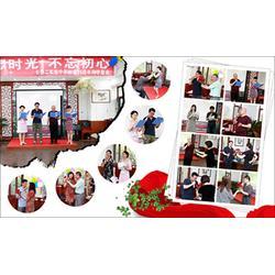 军旅纪念册设计,济南纪念册设计,今是设计专业定做图片