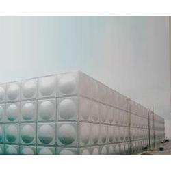 合肥不锈钢水箱、定制不锈钢水箱、合肥隆升(优质商家)图片