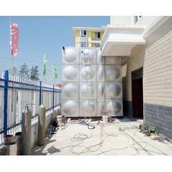 合肥不锈钢水箱-合肥隆升-304不锈钢水箱图片
