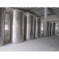 圆形水箱厂家、合肥圆形水箱、合肥隆升(查看)图片