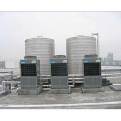 学校空气能热水工程、合肥隆升(在线咨询)、合肥空气能热水工程图片