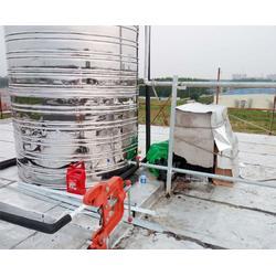 合肥圆形保温水箱,合肥隆升,圆形保温水箱定制图片