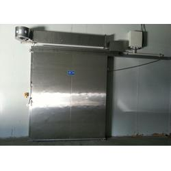 电动冷库门多少钱-电动冷库门-山东奥纳尔制冷设备商图片
