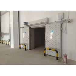 钢制冷库门安装-山东奥纳尔科技公司-新疆钢制冷库门图片