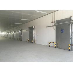 钢制冷库门安装-山东奥纳尔科技公司-海南钢制冷库门图片