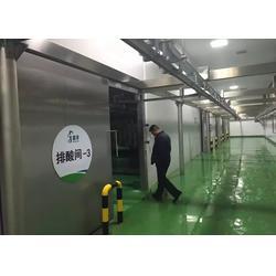 广东冷库门-山东奥纳尔制冷设备商-冷库门生产厂家图片