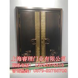 铜工艺门哪家好,铜工艺门,睿理门业质量保证(查看)图片