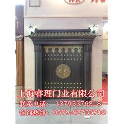 拼接铜门生产厂家,拼接铜门,睿理门业优惠图片
