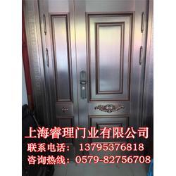 银行铜门-铜门-【睿理门业】图片