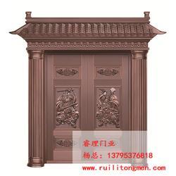 工程铜门、工程铜门、睿理门业(推荐商家)图片