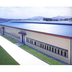 钢结构厂房造价-六安钢结构厂房-安徽鸿昊钢结构厂房(查看)图片
