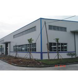 合肥钢结构厂房-标准钢结构厂房报价-安徽鸿昊图片