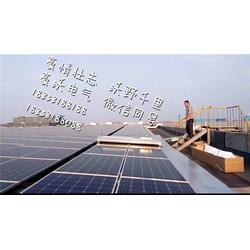太阳能光伏板清扫_合肥光伏板清扫_山东豪沃(查看)图片