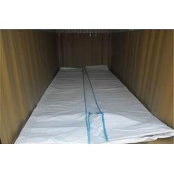 扬州集装箱液袋_化学品运输集装箱液袋_周固包装制品图片
