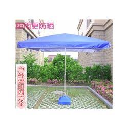 丰雨顺方型地摊遮阳遮凉大伞 四方太阳伞工厂图片