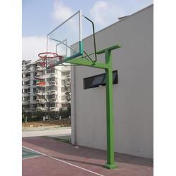 延庆篮球架、冀中体育器材、国家比赛用固定篮球架图片