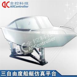 南京全控航空科技、三自由度運動平臺、三自由度圖片