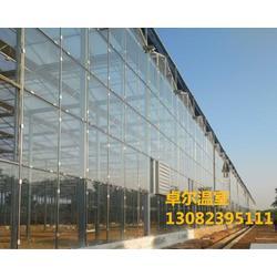 玻璃温室建设,卓尔玻璃温室(在线咨询),邯郸玻璃温室图片