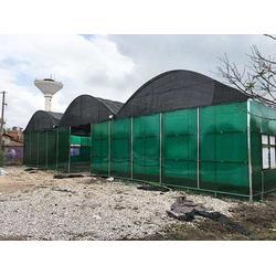 昆明蔬菜大棚搭建-昆明蔬菜大棚-宏阳温室大棚图片
