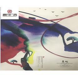 无缝宣绒布-安徽宣绒布-合肥涵行广告有限公司(查看)图片