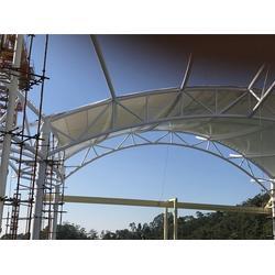 小区景观膜结构-景观膜结构-铸翔景观-专业施工团队(查看)图片