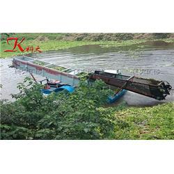 水面除草割草船,水葫芦清理收割船,崇阳割草船图片