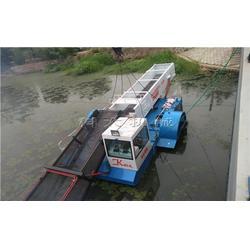 盐城水上割草机|水面环保清漂船|全自动水上割草机图片