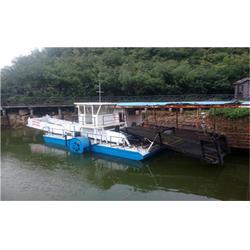 漂浮垃圾水草收割船、济宁水草收割船、青州科大矿砂图片