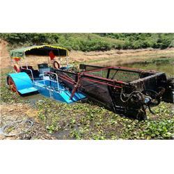 青州科大礦砂(圖)-水葫蘆打撈船多少錢-當涂水葫蘆打撈船圖片