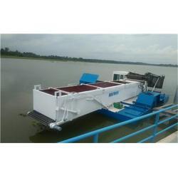 青州科大矿砂-水葫芦打捞船工作视频-狮子山区水葫芦打捞船图片