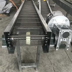 网链输送机,德雷克(在线咨询),降温网链输送机图片