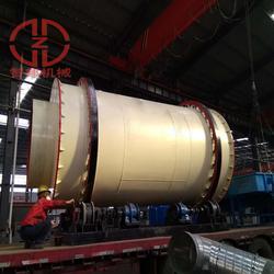大型矿渣烘干机厂家_三门峡矿渣烘干机_智邦机械(图)图片