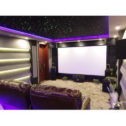 索兰影音 客厅家庭影院设计-家庭影院设计图片