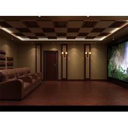 索兰影音(图),别墅家庭影音室设计,家庭影音室设计图片