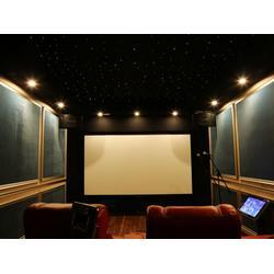 山东私人影院装修、索兰影音、私人影院装修图片