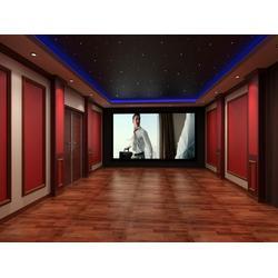 私人影院装修效果、私人影院装修、索兰影音图片