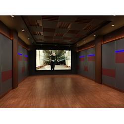 家庭影院设计效果图,索兰影音,家庭影院设计图片