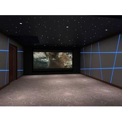別墅私人影院設計,索蘭影音(在線咨詢),私人影院設計圖片