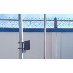 石家庄合洲 政府办公楼电子围栏-临汾电子围栏图片