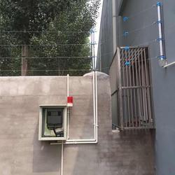 望都县围墙电围栏-石家庄合洲(在线咨询)-围墙电围栏图片