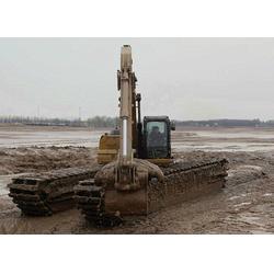 宏宇挖掘机 货源齐全、孝感湿地沼泽挖掘机、湿地沼泽挖掘机租赁图片