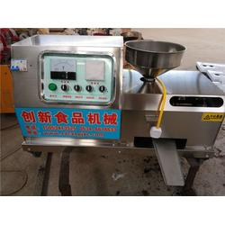 小型榨油机厂家直销_小型榨油机_创新食品机械图片