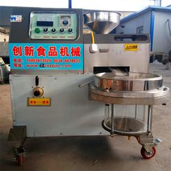 小型榨油机,创新食品机械,安徽榨油机图片