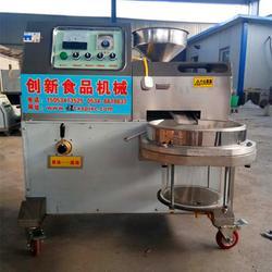 螺旋榨油机,浙江榨油机,创新食品机械图片