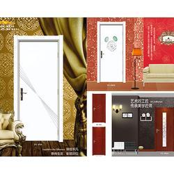 香槟色烤漆门_泰亨科技_烤漆门图片
