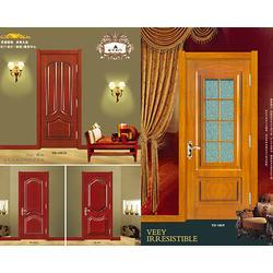 太原烤漆门-泰亨科技-香槟色烤漆门图片