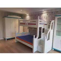 西安实木儿童床|咸阳儿童床|松堡王国(查看)图片