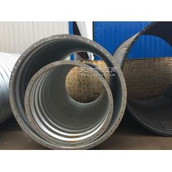 现货出售钢波纹涵管热镀锌金属波纹涵管系列已经入疯抢模式图片