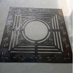 青浦区铸铁篦子、皇冠工匠铁艺铸造厂、铸铁树篦子图片